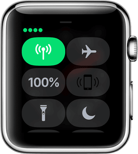 Cellular Network Apple Watch 3