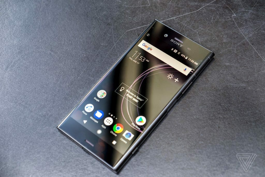 Sony Xperia XZ1 Specifications and Price in USA, India ...