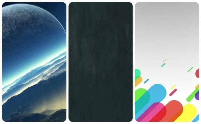 Flyme OS 6 Wallpapers