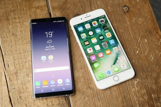 Galaxy-Note-8-vs-iPhone-7-Plus