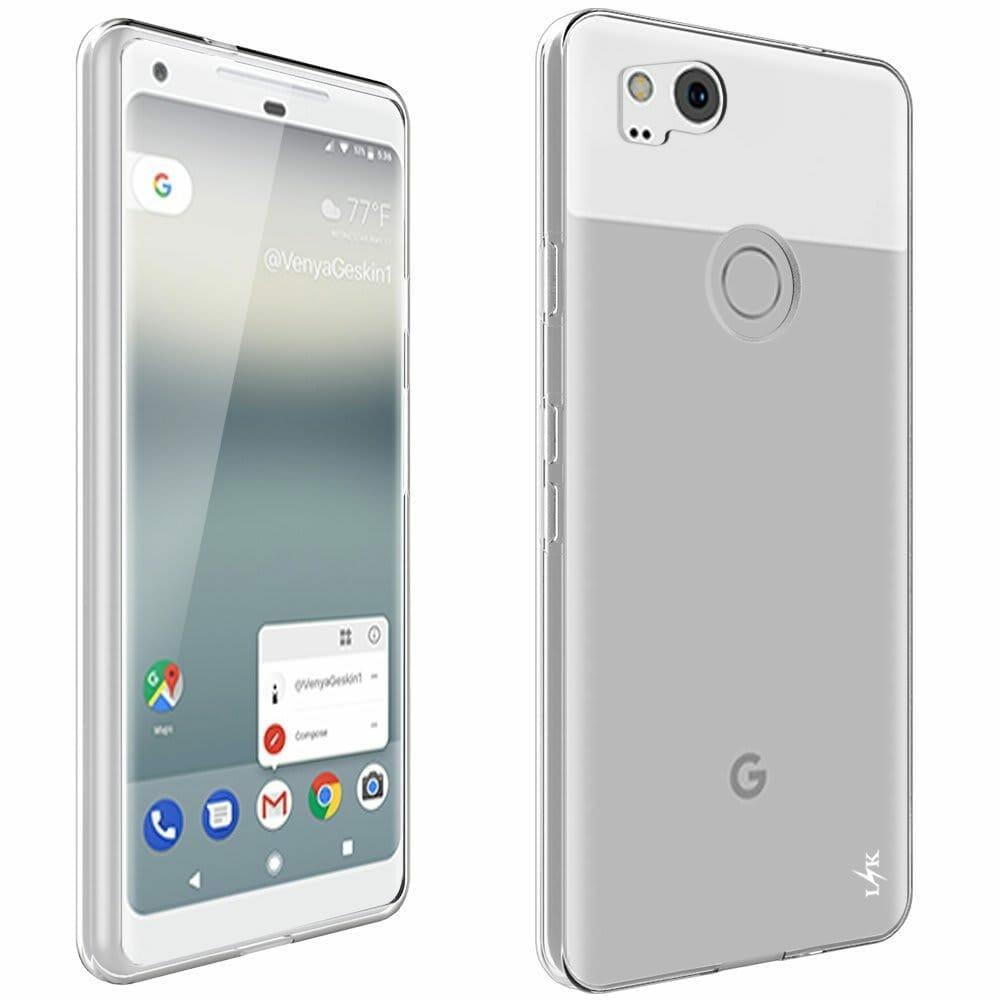 Google Pixel 2 Clear Case