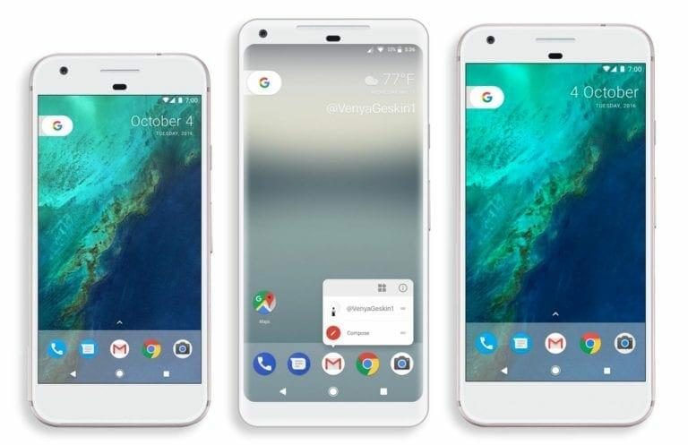 Google Pixel 2 and Pixel 2 XL