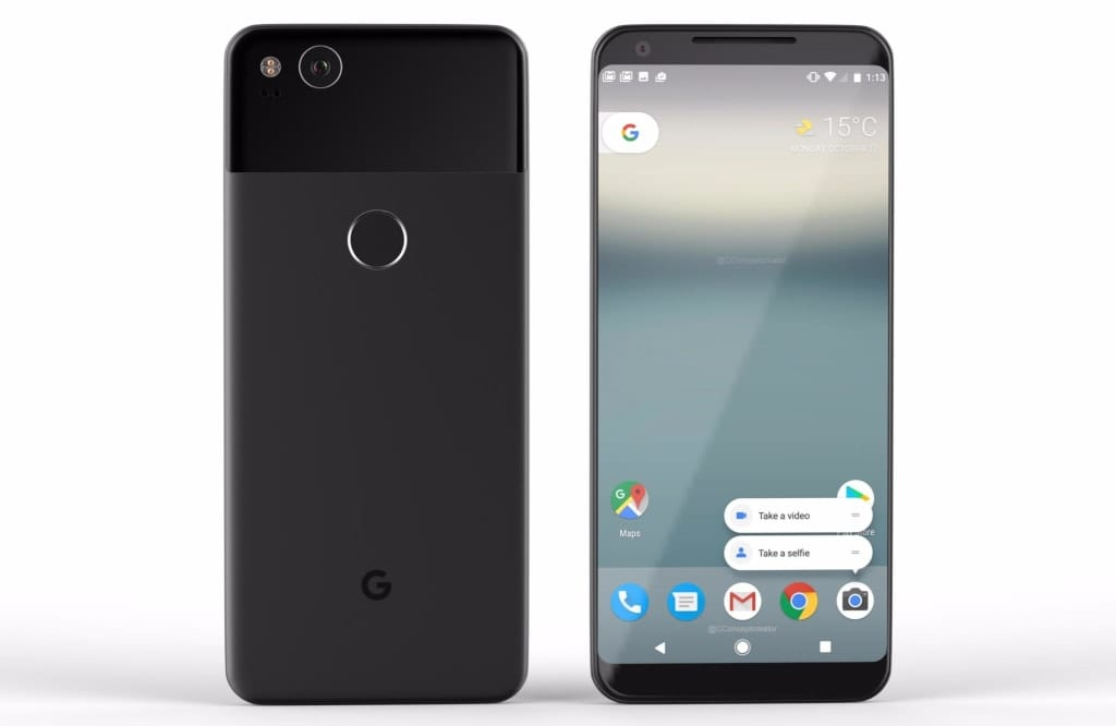 Install Custom TWRP Recovery on Google Pixel 2 and Pixel 2 XL