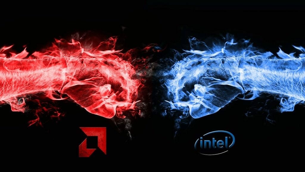 Intel 8th Gen vs Amd Ryzen