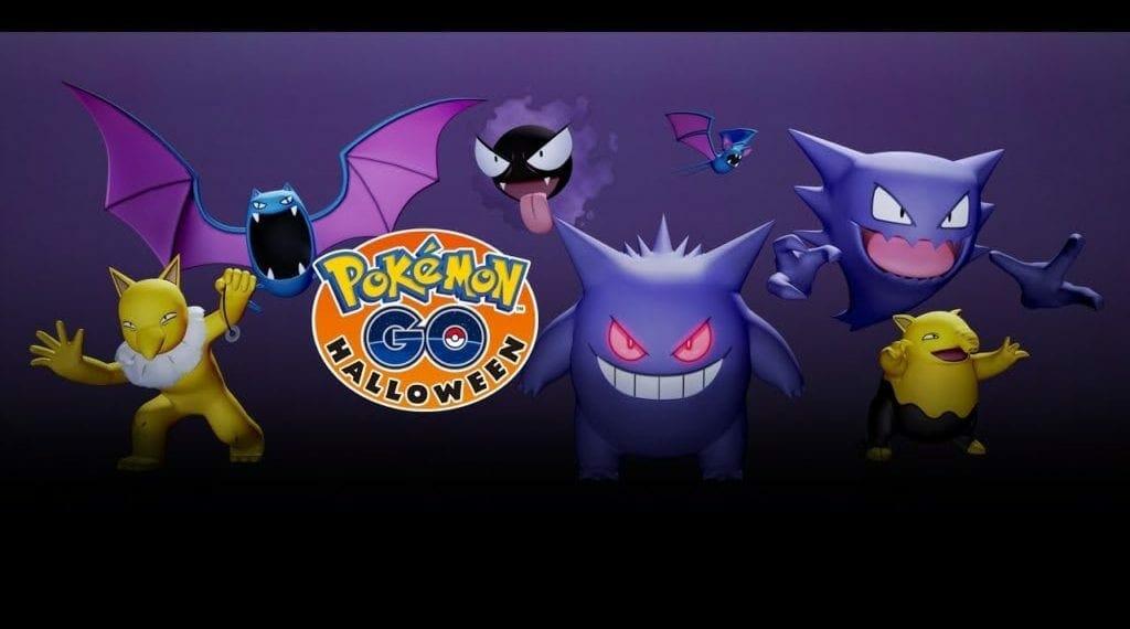 pokemon go halloween event 2017 generation iii pokemon update live