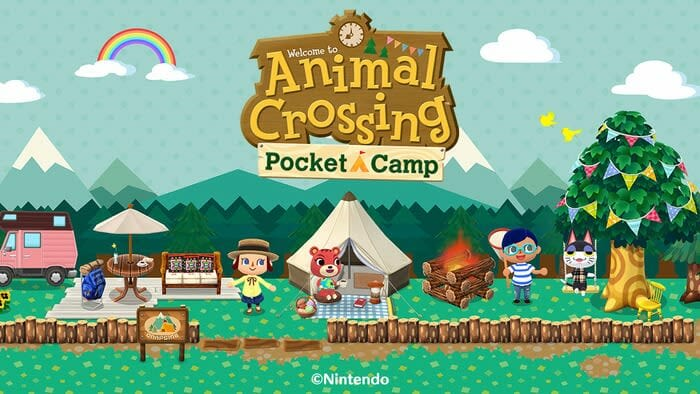 Animal Crossing: Pocket Camp out early in Australia.