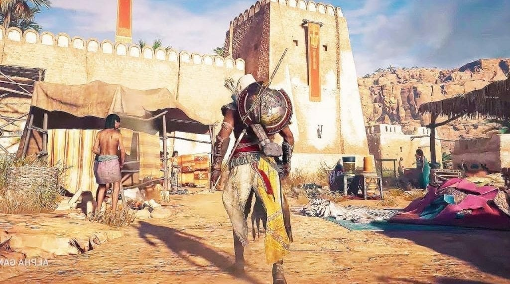 RUMOR: Assassins Creed Odyssey Is The Next Entry In the Series