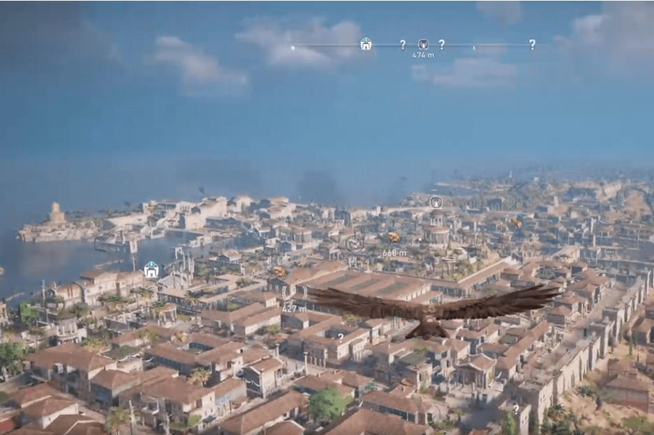 Ubisoft reveals PC specs for 'Assassin's Creed Origins'