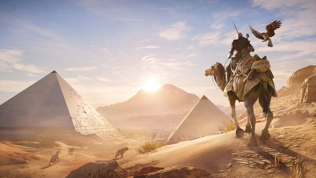We Don't Want Another Connor — Assassin's Creed Origins