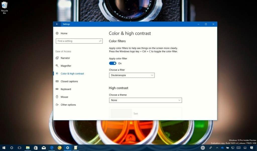 deuteranopia-filter-Windows 10