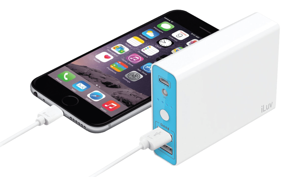best usb c power banks for iphone 8 iphone 8 plus and. Black Bedroom Furniture Sets. Home Design Ideas