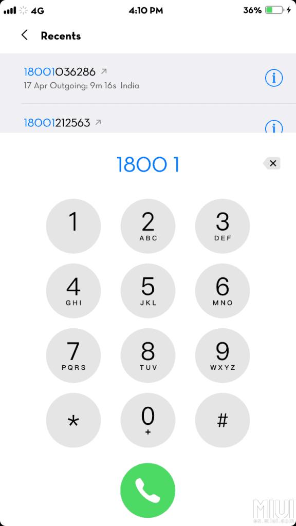 iPhone X MIUI Theme 6
