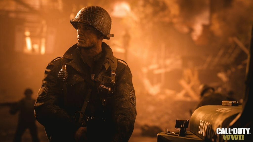 Call of Duty WW2 Gameplay