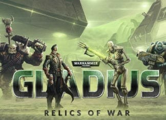 Warhammer 40,000: Gladius Relics of War System Requirements