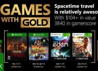 Xbox Live Games 2017