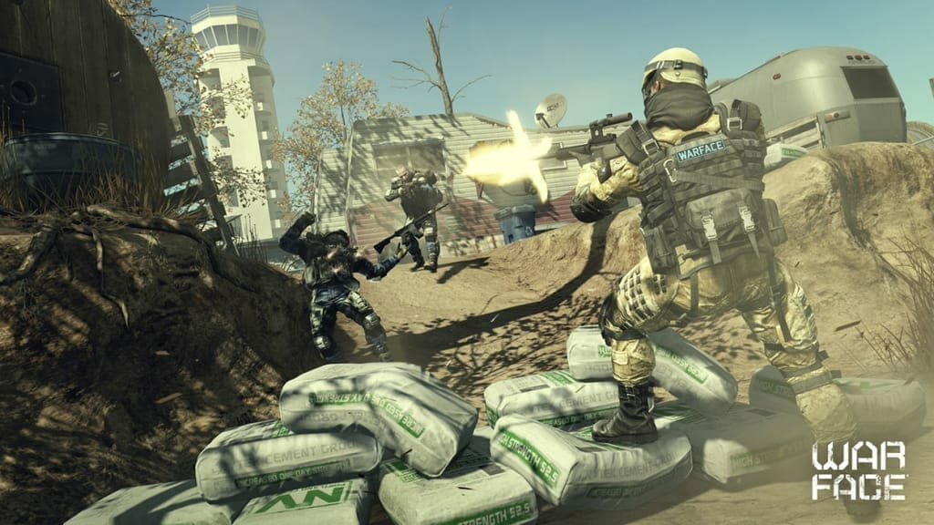 Warface is getting a Battle Royale mode