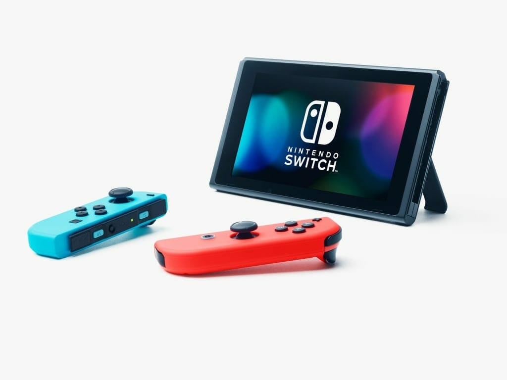 Nintendo Switch makes history in the US