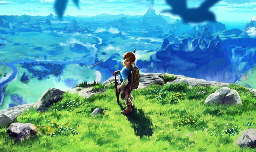 The Legend of Zelda: BotW on PC using CEMU
