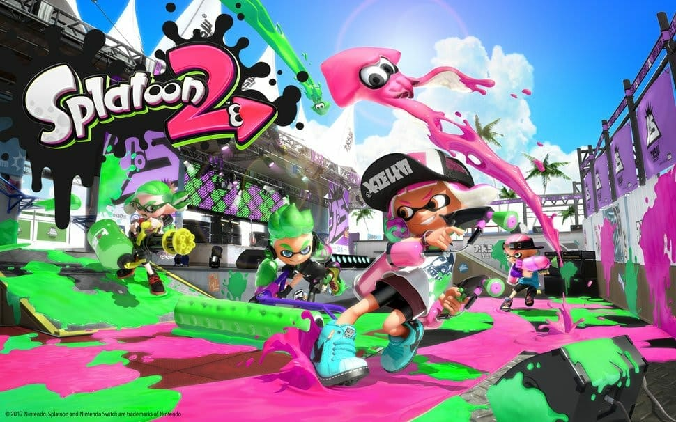 Best Switch Multiplayer/Co-op Games