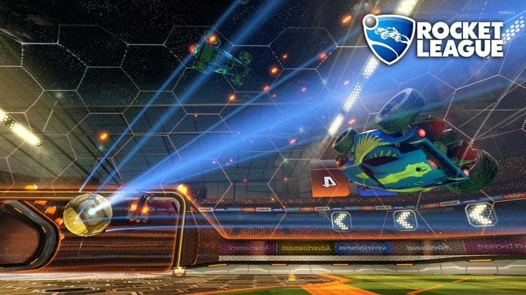Rocket League for Xbox One Game Pass