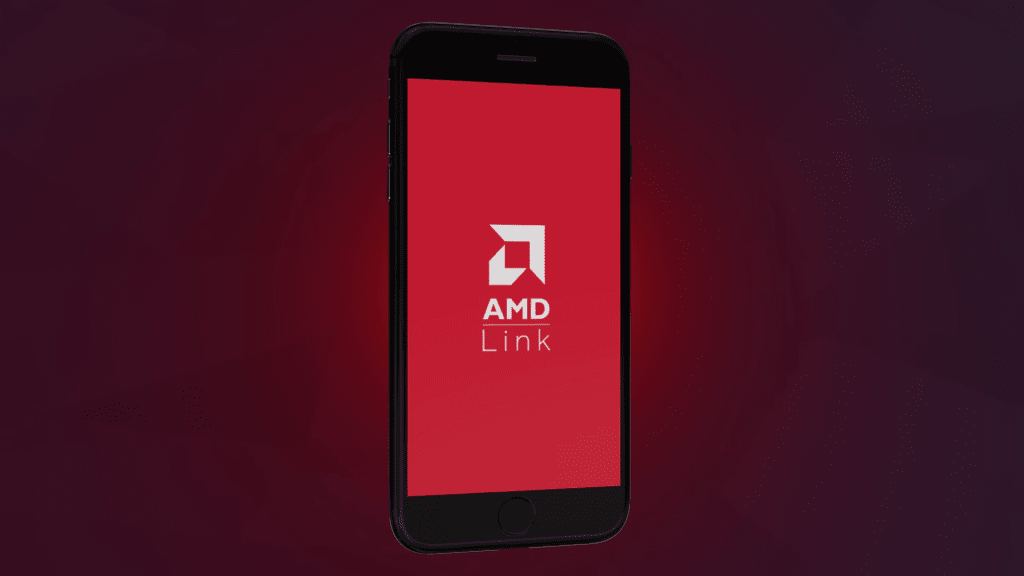 Download AMD Link App to Monitor AMD GPU and System Performance