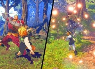 The Seven Deadly Sins: Knights of Britannia Screenshots