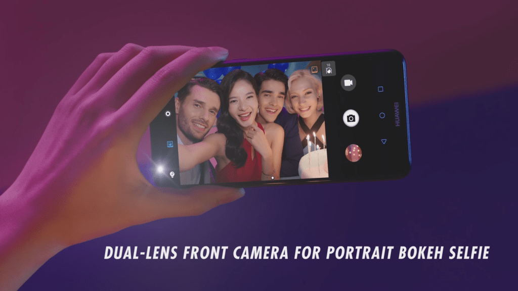 Huawei Mate 10 Lite Front Cameras (1)