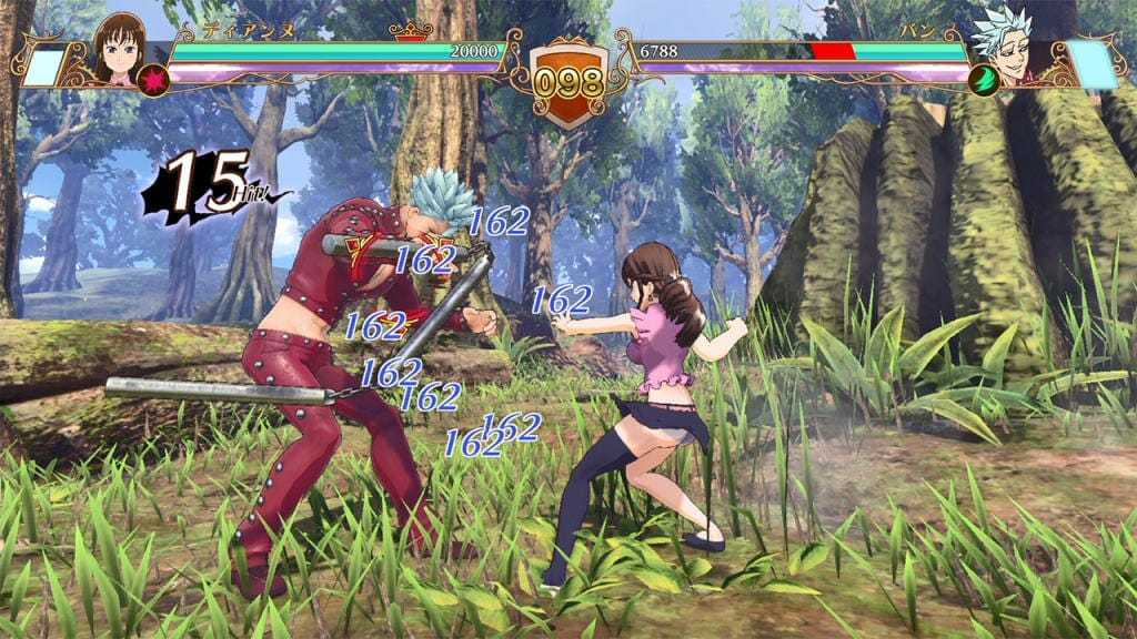 The Seven Deadly Sins Knights of Britannia 12 - The Seven Deadly Sins: Knights of Britannia Screenshots revealed