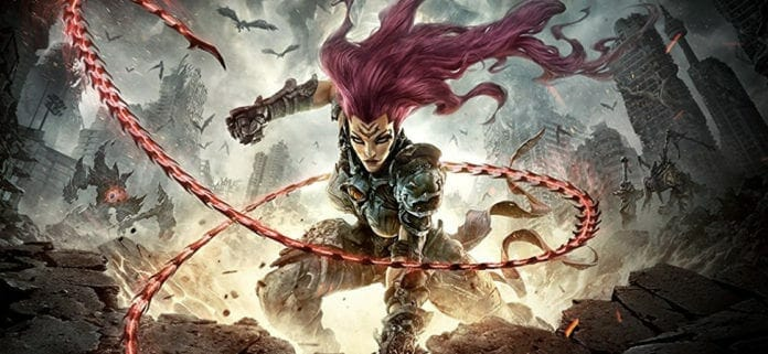 A First Look at Darksiders 3 Gameplay