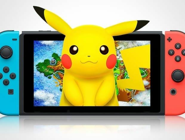 pokemon2 - Pokemon RPG Game for Nintendo Switch listed on EBGames!
