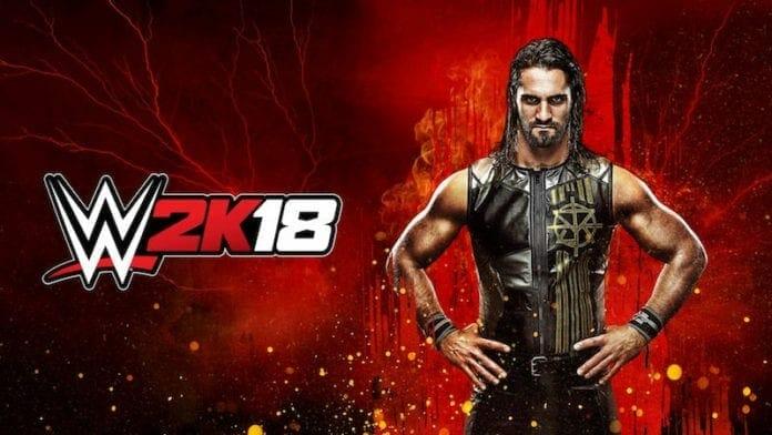 WWE 2K18 Storage Size On Switch