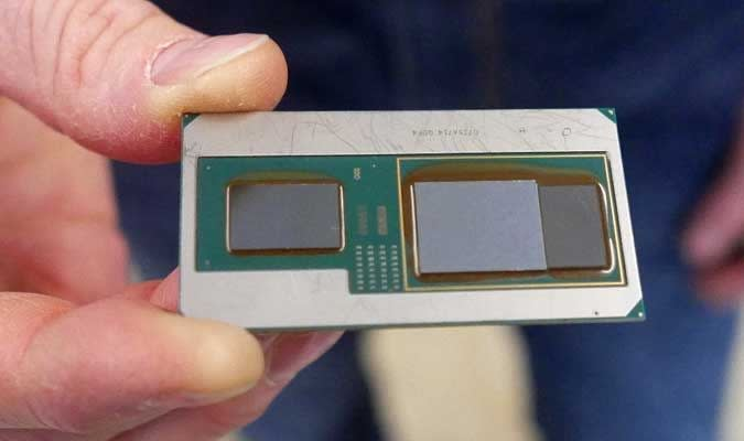 Intel Launches Kaby Lake-G