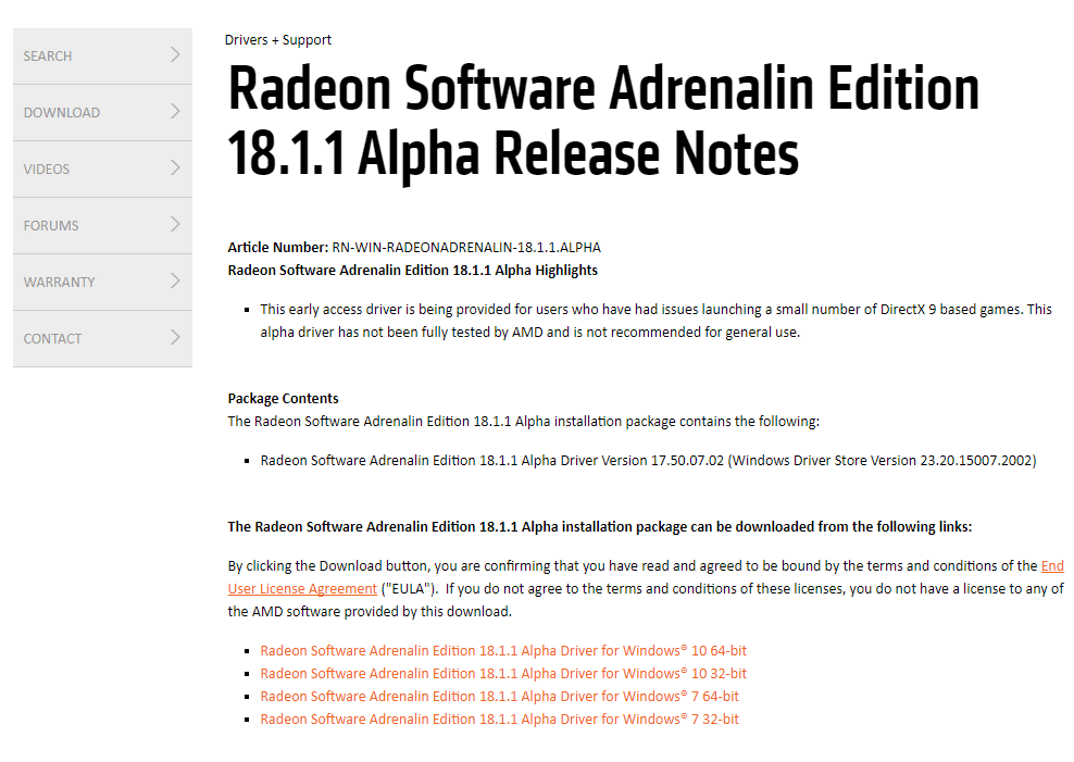 adeon Adrenalin Edition 18.1.1