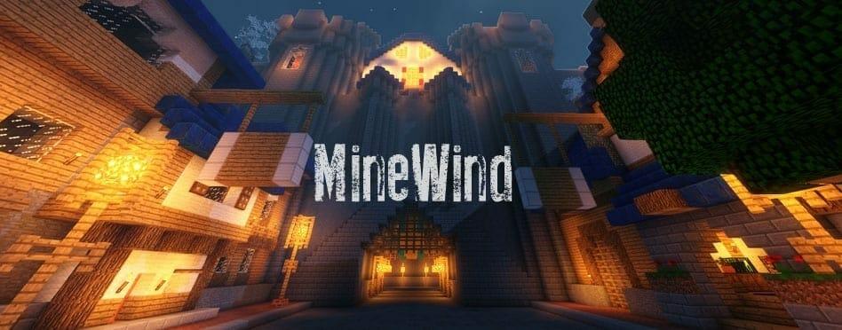 Best Minecraft servers - MineWind