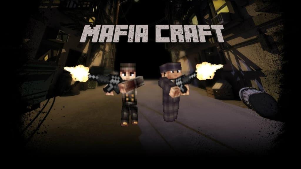 Best Minecraft servers - Mafia Craft