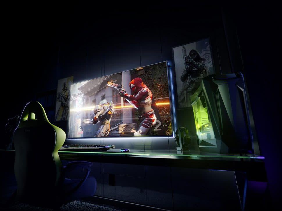 Introducing Big Format Game Displays (BFGD)