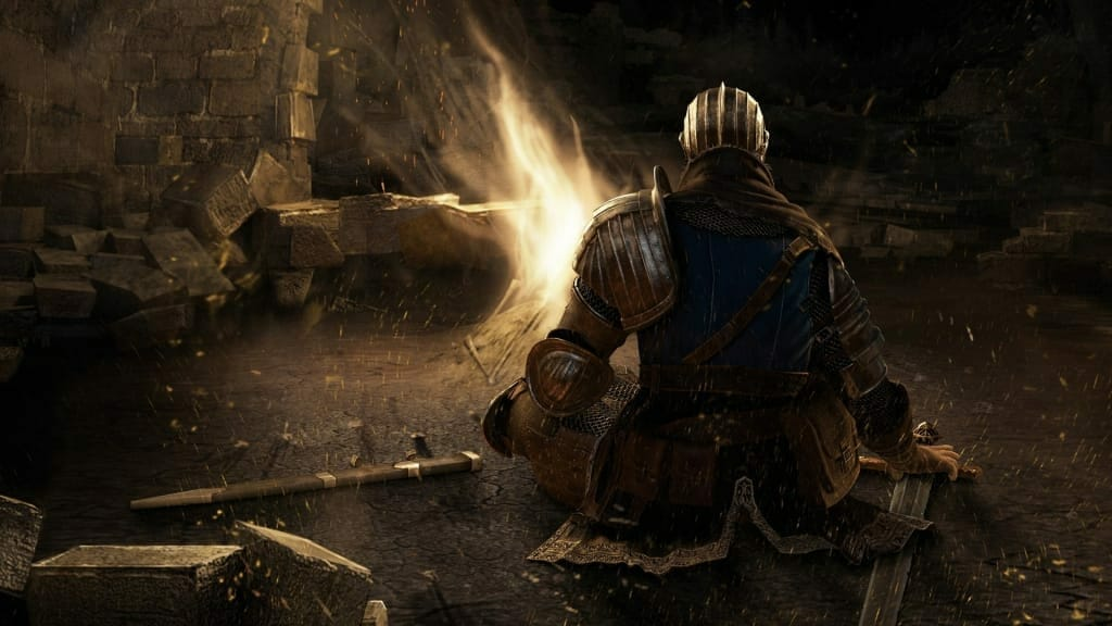 Bandai Namco announced the re-release of the game Dark Souls