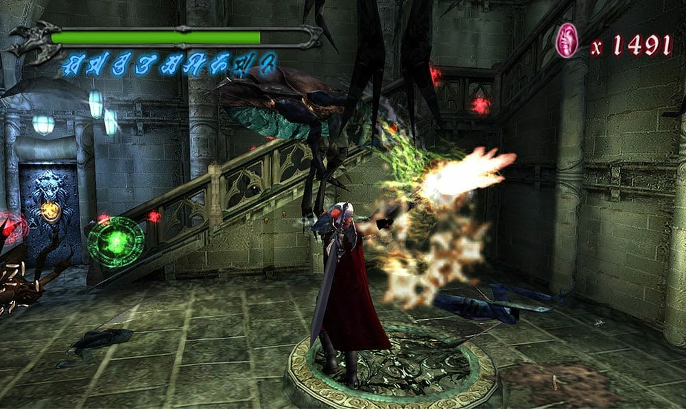 Devil May Cry HD Collection Devil May Cry