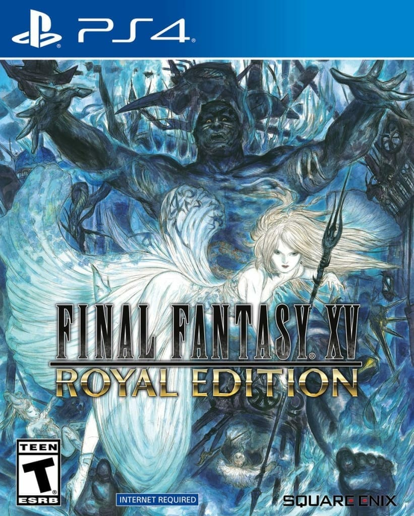 Final Fantasy XV Royal Edition Box Art