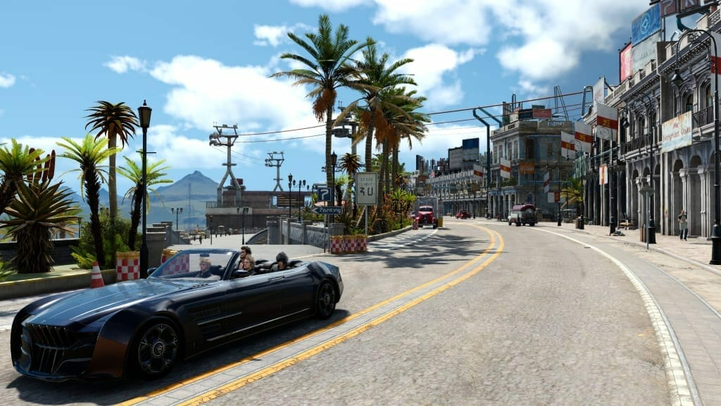 Final Fantasy XV Windows Edition Screenshot