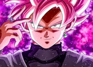 Dragon Ball FighterZ: Goku Black