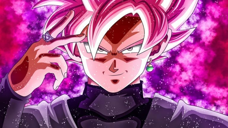 Dragon Ball FighterZ: Goku Black