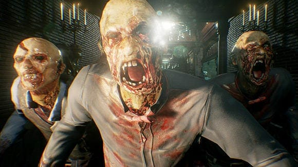 House of the Dead Returns with a Japanese-Only Arcade Cabinet Test