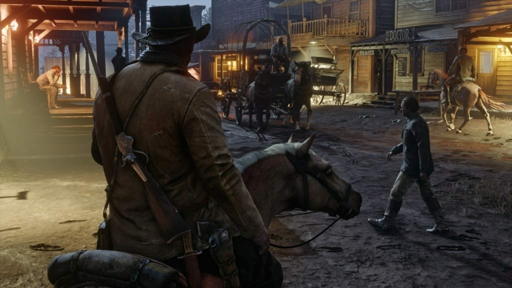 Rumor: Red Dead Redemption 2 release date leaked by Amazon Mexico