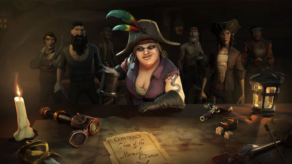 Sea of Thieves getting Closed Beta on Xbox One and PC