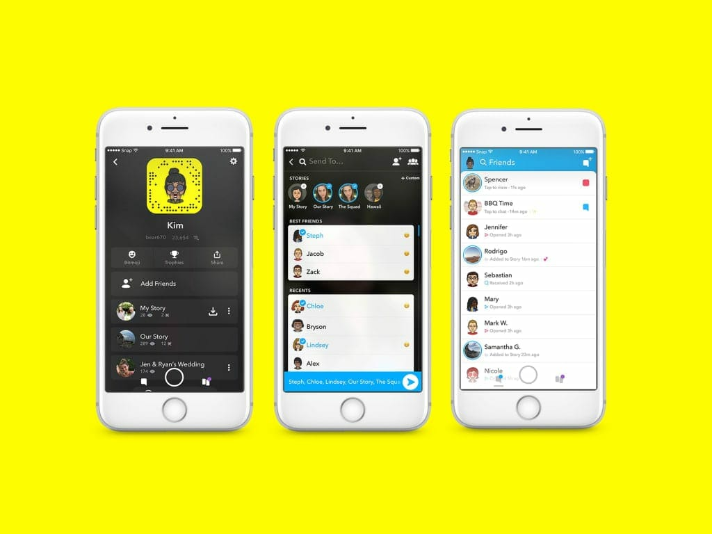 Iphone snapchat apk for android