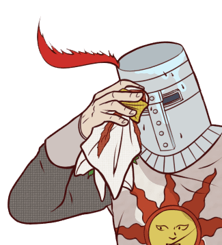 Solaire Sweating