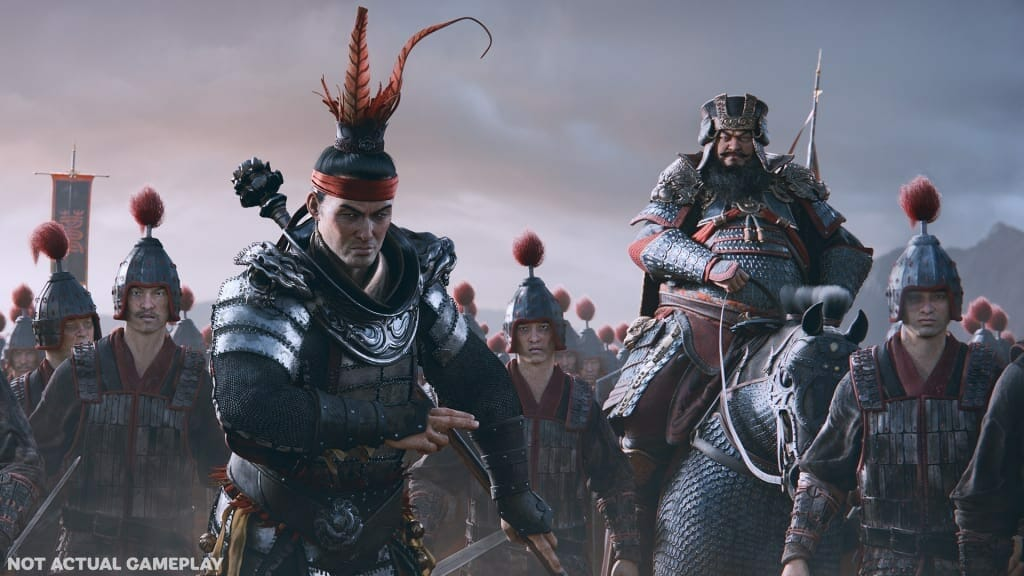 Total War The Three Kingdoms screenshot