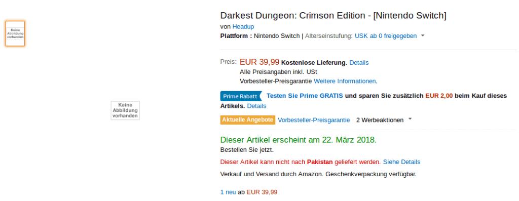 darkest dungeon 2 - Darkest Dungeon Switch and Xbox One Rated by PEGI