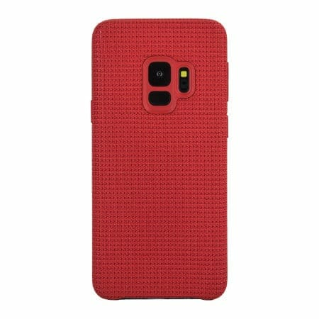 Samsung Galaxy S9 / S9+ Official Cases: Hyperknit Cover Case - Red